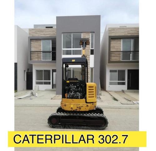 mini excavadoras hidraulica caterpillar cat
