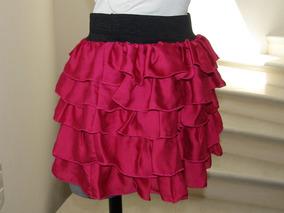 fb147922d Falda De Olanes Para Niña Rosa Dmm - Faldas de Mujer al mejor precio ...