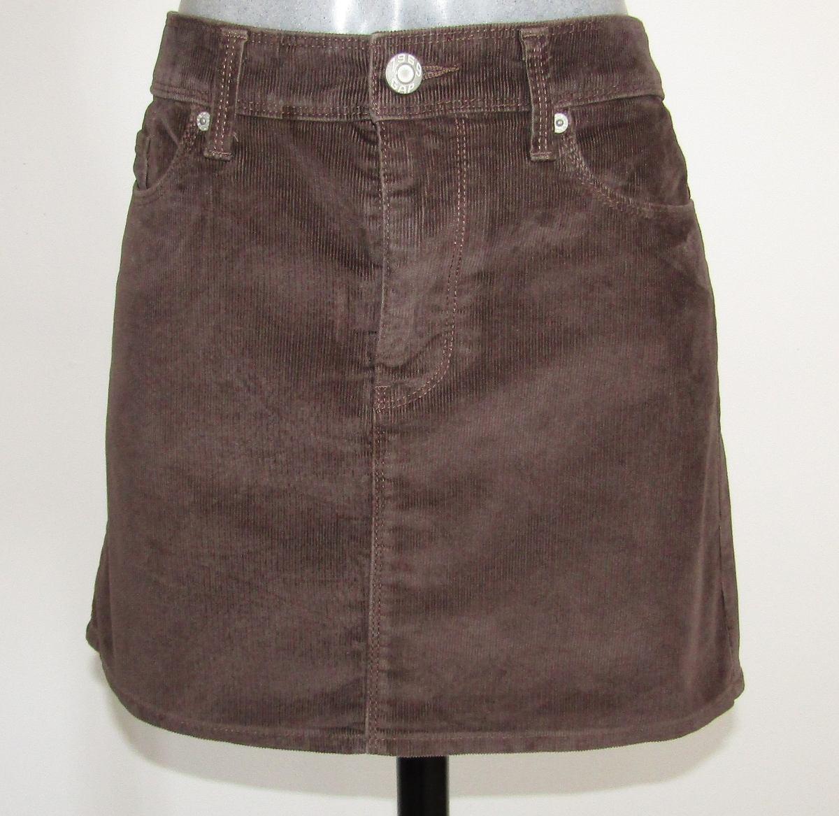 Mini Falda De Pana Gap Talla Chica -   149.00 en Mercado Libre 439c22f8b110