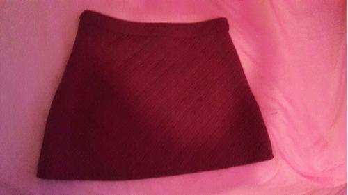 mini falda forever 21