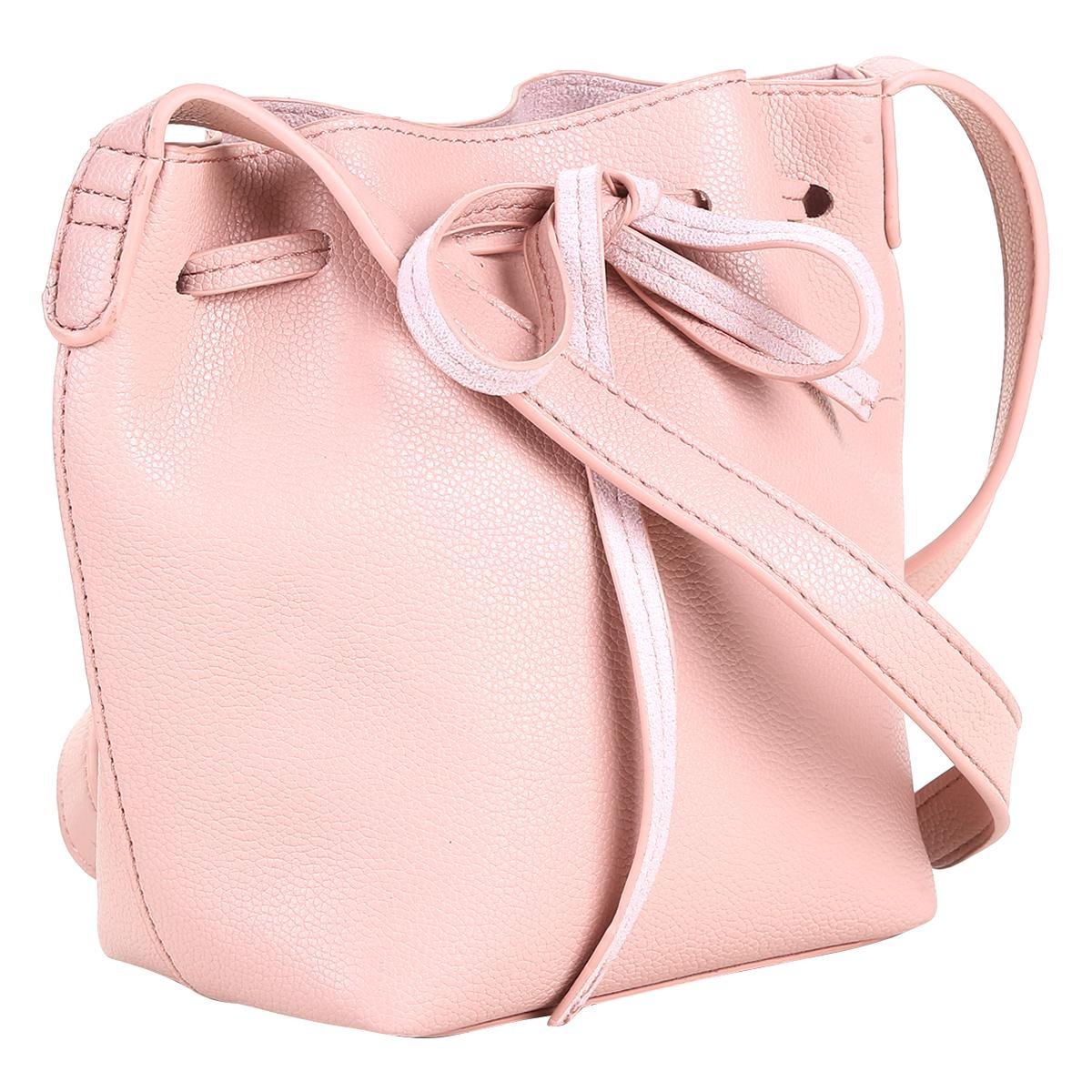 Bolsa Shoestock Mini Bucket Candy Feminina - Tamanho Único - R  69 ... a1180d08dea