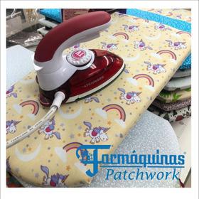 Mini Ferro + Mini Tabua Para Patchwork