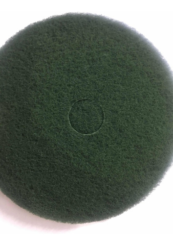 mini fibra verde 2 pulgadas