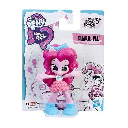 mini figura pinky pie equestria girls my little pony