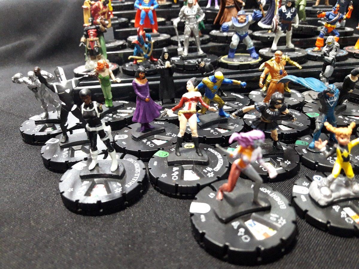 Mini Figuras Lote De Heroclix X 65 U Juegos De Rol Y Mesa 2 400