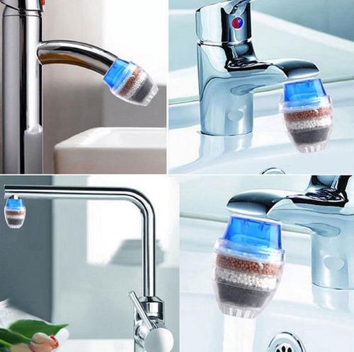 mini filtro para agua