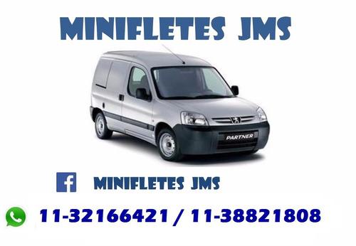 mini flete jms. envios, traslado de mascotas, minifletes