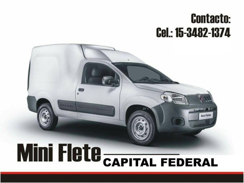 mini fletes capital federal san telmo barracas congreso wapp
