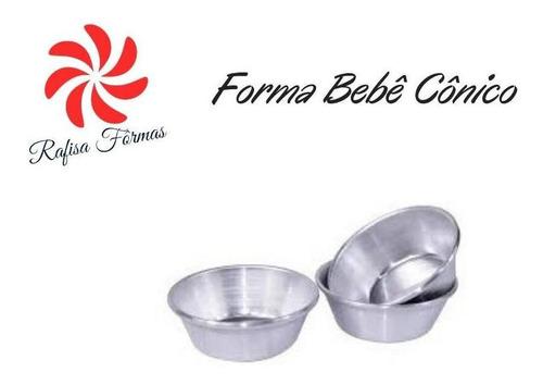mini forma bebe cônico (9x6,5x3,5))