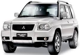 mini frente mitsubishi pajero tr4 2009/2008/2007