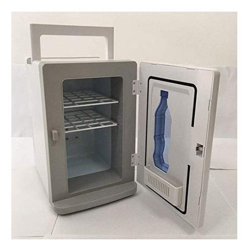 mini frigobar geladeira retro 10 litros casa e carro 220v