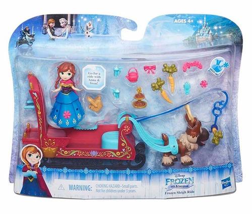 mini frozen escenario