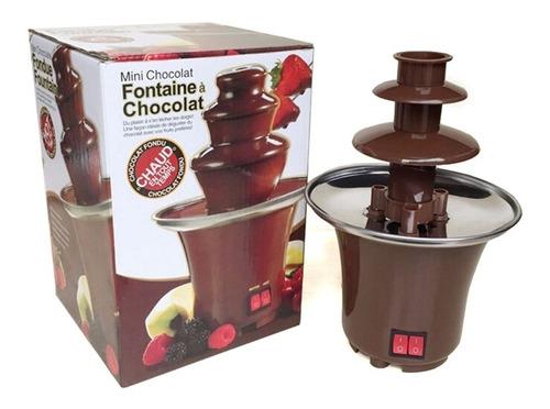mini fuente de chocolate maquina 3 niveles
