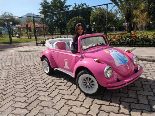 mini fusca gasolina / mini buggy / motorizado