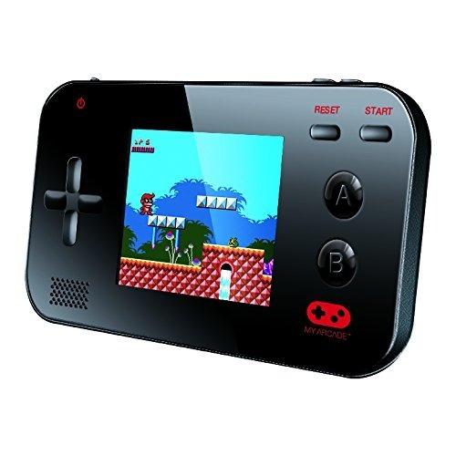 mini game portatil dreamgear 220 jogos de arcade classicos