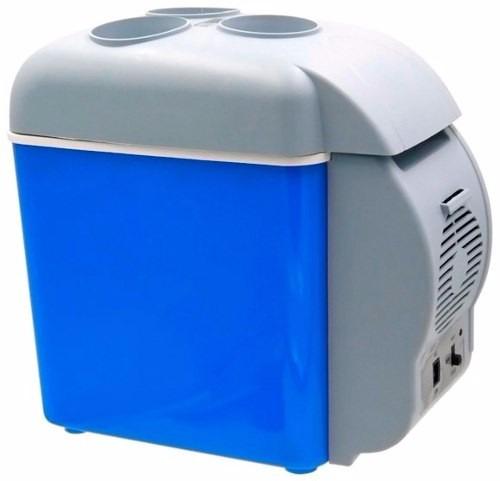mini geladeira 12v cooler resfria/aquece veicular portátil