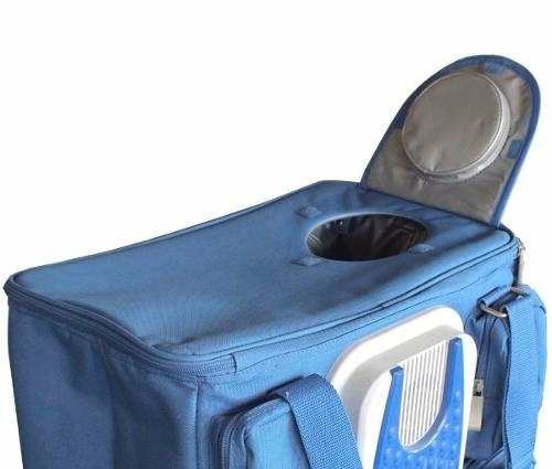 mini geladeira 35 lts automovel 12v conversor bivolt nautika
