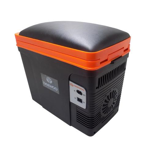 mini geladeira 6 litros para automóvel 12v / 127v daewoo