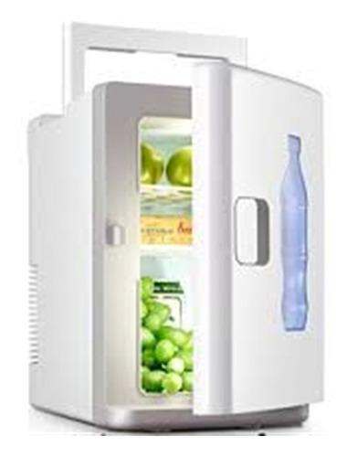 mini geladeira frigobar retro 10 litros casa e carro 220v