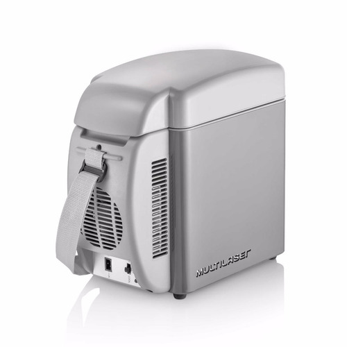mini geladeira portátil 7 litros veicular + abridor chave