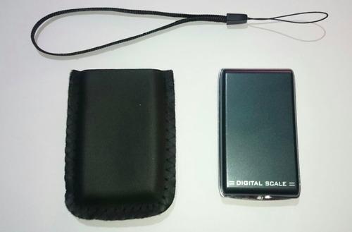 mini gramera balanza bascula pesa digital portátil 0.01/200g