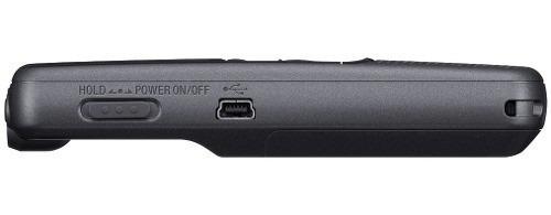 mini gravador de voz digital sony icd-px240 4gb 1043 horas