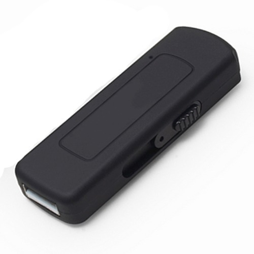 mini gravador voz pendrive espião gravação escuta automovel