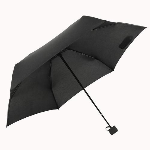 mini guarda chuva de bolsa alumínio resistente