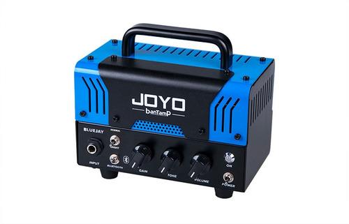 mini head cabeçote joyo 20 watts bantamp bluejay bluetooth
