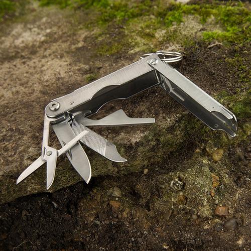 mini herramienta en acero microtool, 7/funcio. true utility