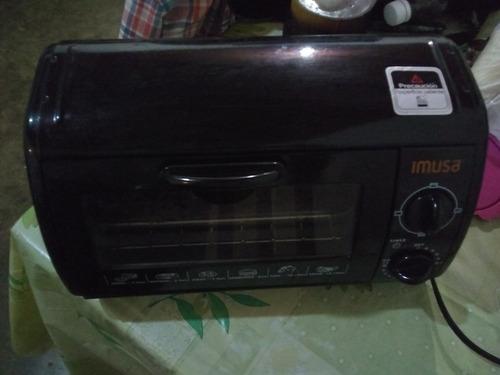 mini horno electrico marca imusa. totalmente operativo