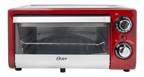 mini horno tostador electrico oster 10 litros 120v 1050w