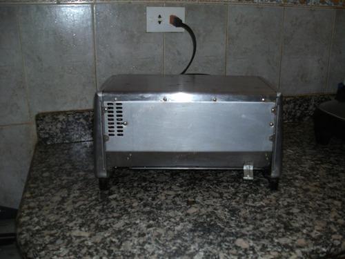 mini horno tostadora  toast r oven  usado