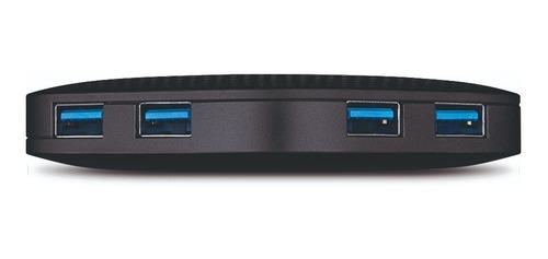 mini hub tp-link 4 puertos usb 3.0 5gbps plug and play pc