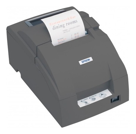mini impresora matriz de ticket/recibos epson tm-u220d serie