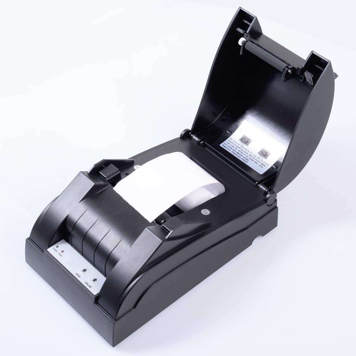 Mini Impresora Temica De Tickets Usb 58 Mm 849 00 En