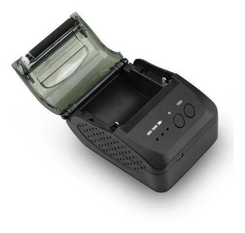 mini impressora portátil bluetooth térmica 58mm barato