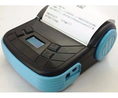 Mini Impressora Térmica De Bolso Windows 80mm Bluetooth Nfc