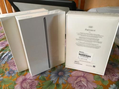 mini ipad 4 space grey de 16 gb solo wifi
