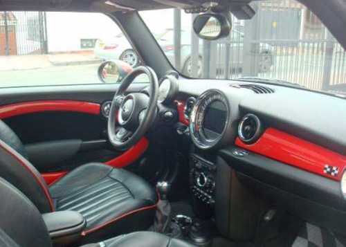 mini jcw jhon cooper works r56 full equipo