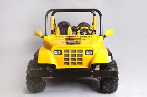 mini jeep - mini carro motorizado - buggy fapinha - jipinho