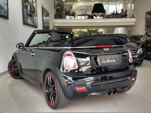 mini john cooper works 1.6 cabrio 16v 211cv gasolina 2p