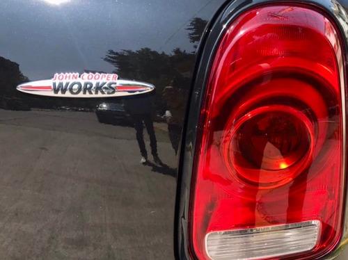 mini john cooper works countryman 2019
