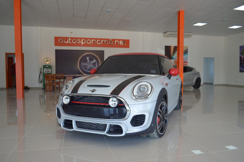mini john cooper works twin turbo hatchback 2016 oferta
