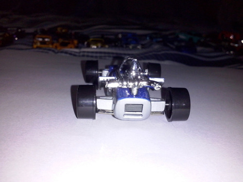 mini johnny lightning monopoly racer indy loose 1/43 special