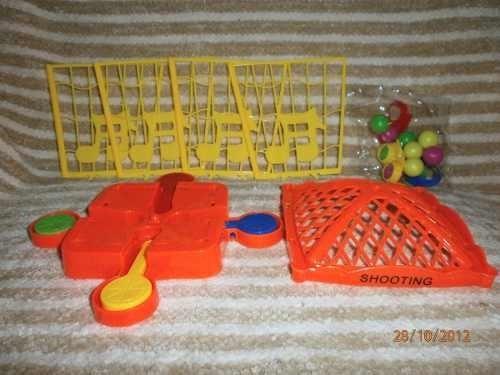 mini juego de basket juego de mesa