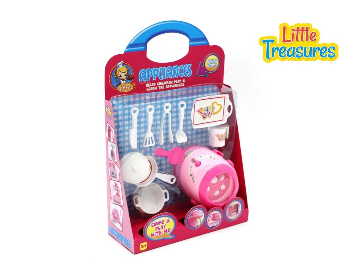 Mini juguete de cocina para ni os pretenda jugar con jug - Cocina ninos juguete ...