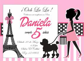 Mini Kit De Fiesta Barbie Paris