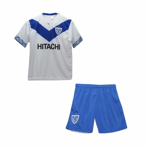 mini kit velez sarfield niños titular 2017 + estampado