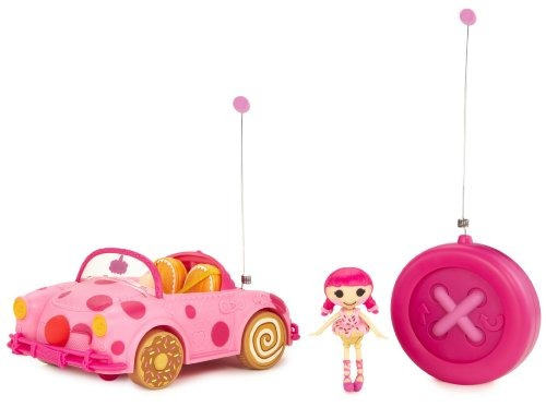 mini lalaloopsy silly y fun house rc cruiser - 49 mhz